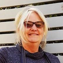 Karen Tearnan Cullinan smiling